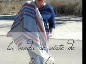 Moda Viste Ponchos Outfit