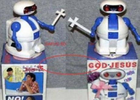 Si Dios Fuera un Robot y Nosotros Su Creación