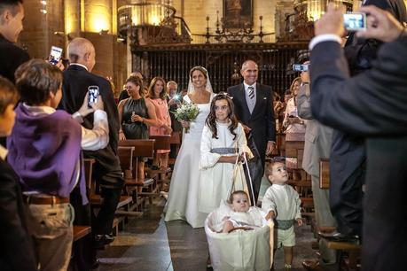 Nos vamos de boda con Sofía y Arnaud a Logroño