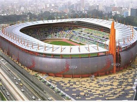 El estadio actualmente