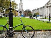 Verde irlandés Trinity College, Dublin