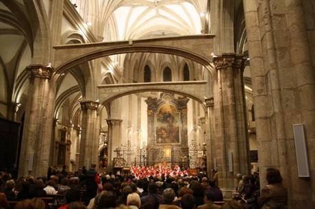 Los Seises de la Catedral de Toledo