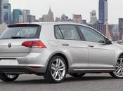 Volkswagen presentó nuevo Golf