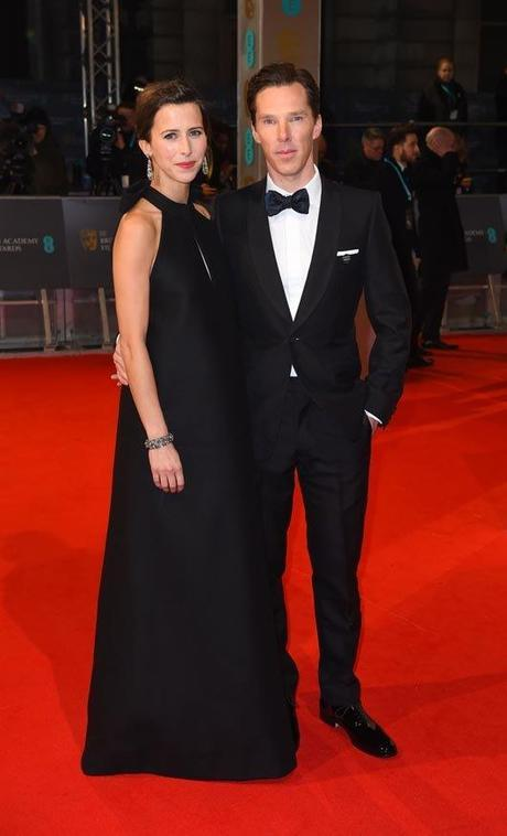 Benedict Cumberbatch y Sophie Hunter