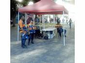 RECREO Activan módulo Defensa Civil para Carnavales 2015 Bulevar Sabana Grande