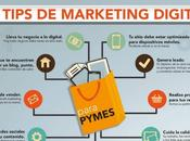Infografía: Tips Marketing Internet para Pymes