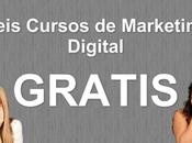 Seis Cursos Marketing Digital Gratis