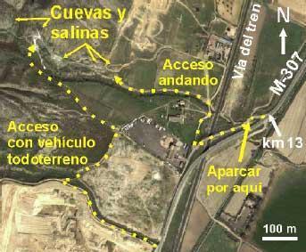 Las Salinas de Espartinas