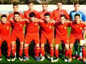 Torneo Desarrollo Sub-16 Uefa Algarve: España-2 Alemania-2