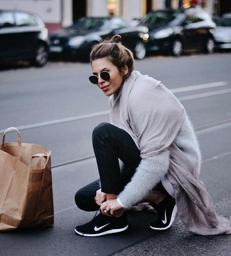 Nike sneakers hit the streets!
