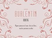 Book Tag: BUAlentín