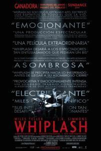 Póster: Whiplash (2014)