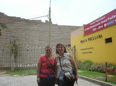 Huaca Pucllana, Lima, Perú, La vuelta al mundo de Asun y Ricardo, round the world, mundoporlibre.com