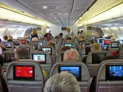 Airbus A330-300 Iberia, La vuelta al mundo de Asun y Ricardo, round the world, mundoporlibre.com