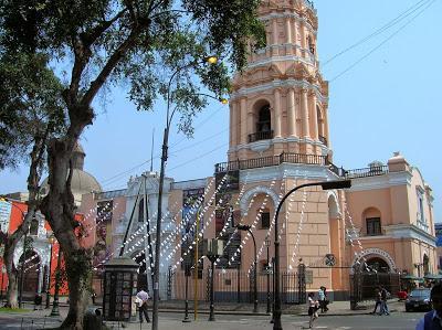 Convento de Santo Domingo, Lima, Perú, La vuelta al mundo de Asun y Ricardo, round the world, mundoporlibre.com