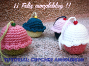 Tutorial: como hacer cupcake amigurumi