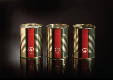 ¿Cómo serían los alimentos si fueran vendidos por marcas de lujo?