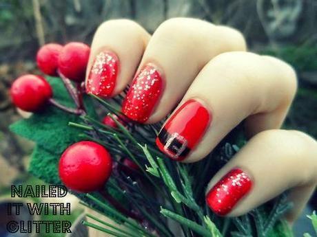 Manicuras de Navidad!!!