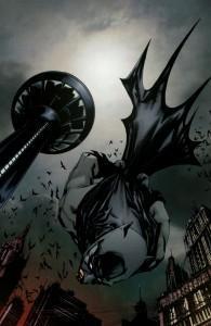 [CÓMIC] Batman: The Black Mirror