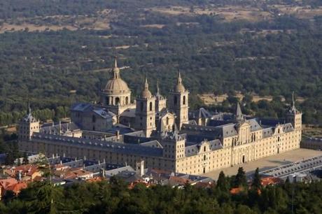 El Escorial monasterio