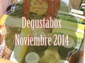 Degustabox noviembre 2014