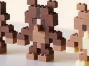 Legos Chocolate