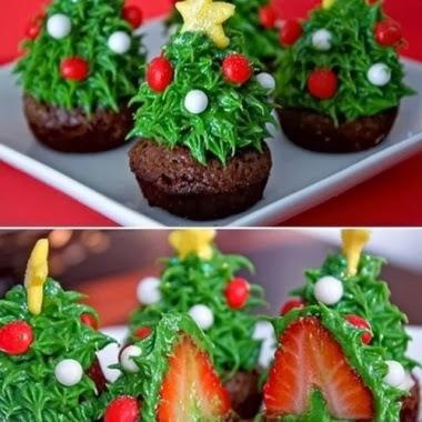 25 super ideas para decorar la comida en navidad paperblog - Ideas para comida de navidad ...