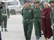 recrudece Guerra Civil birmana bombardeos aéreos aviación gubernamental