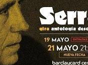 Joan Manuel Serrat hará doblete mayo Madrid