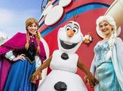 verano, Crucero Disney temático Frozen