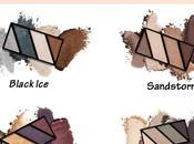 nuevas paletas sombras minerales MARY