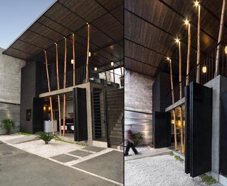 Restaurante don shawarma en ecuador de natura futura for Restaurante arquitectura