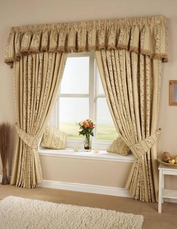 tipos de cortinas en el dormitorio