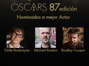 quiniela Oscars 2015: Mejor actor mejor reparto