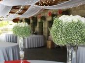 ¡Ambientación bodas iluminación telas!