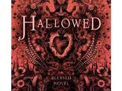 """Libros Sobrenaturales Recomendados: Portada revelada: """"Hallowed"""" Tonya Hurley (autora """"Ghostgirl"""")"""