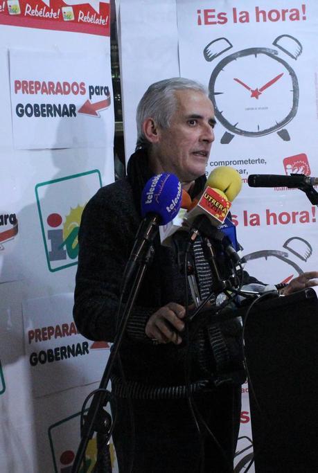 IU Utrera presentó a la ciudadanía su Programa Electoral en la AA.VV El Tinte