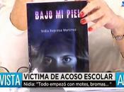 Nidia Represa libro 'Bajo piel' programa Rosa (Telecinco)