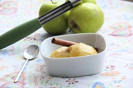 Cocina facil con thermomix manzanas en alm bar de for Cocina thermomix facil