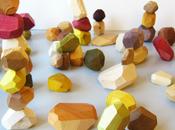 SNEGO, piezas madera: diseño