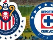 Previa Cruz Azul Chivas Futbol Mexicano jornada
