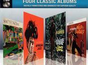 Baxter Four Classic Albums 1958-1959