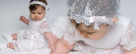 Los Más Hermosos Vestidos De Bautizo Para Niña Paperblog