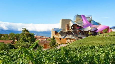 lugares con encanto enoturismo vinoterapia marques de riscal alava rioja