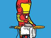 ilustrador Chow desvela trabajos media jornada super héroes
