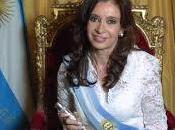Fuerte respaldo presidenta Argentina, ante intentos golpistas