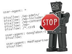 Configuración de robots.txt