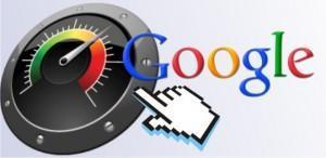 Tiempo de carga google
