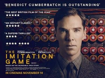 B.S.O. THE IMITATION GAME (DESCIFRANDO ENIGMA)