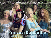 ¡¡¡Batallas entre princesas!!!